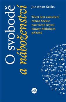 Obálka titulu O svobodě a náboženství