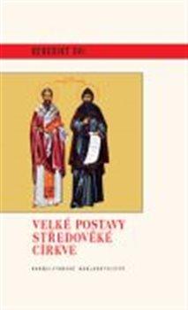 Obálka titulu Velké postavy středověké církve