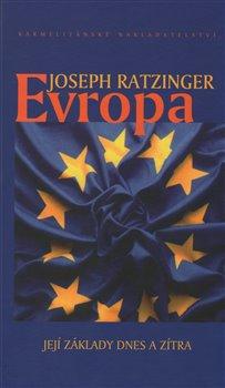 Obálka titulu Evropa