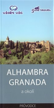 Obálka titulu Alhambra Granada a okolí