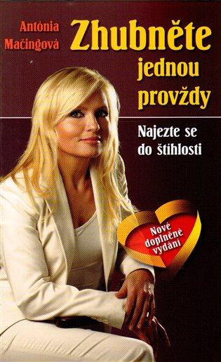 Zhubněte jednou provždy:Najezte se do štíhlosti - Antónia Mačingová   Booksquad.ink
