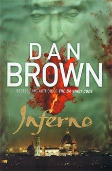 Obálka titulu Inferno /anglicky/