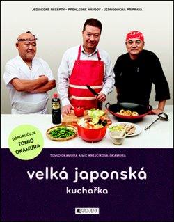 Obálka titulu Velká japonská kuchařka
