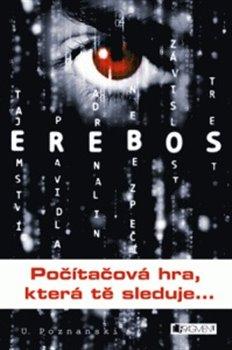 Obálka titulu EREBOS –  Počítačová hra, která tě sleduje