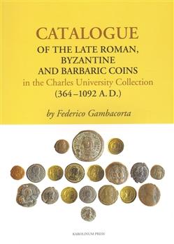 Obálka titulu Catalogue of the Late Roman