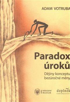 Obálka titulu Paradox úroků