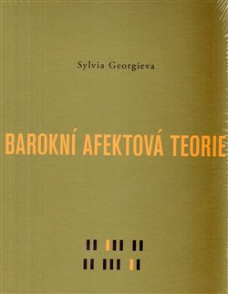 Obálka titulu Barokní afektová teorie