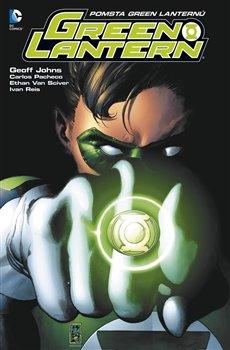 Obálka titulu Green Lantern: Pomsta Green Lanternů