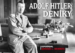 Obálka titulu Adolf Hitler: Deníky