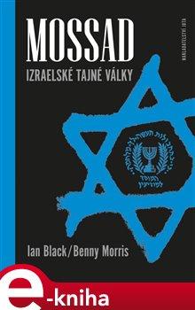 Obálka titulu Mossad