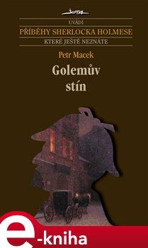 Obálka titulu Golemův stín