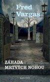 Obálka knihy Záhada mrtvých nohou