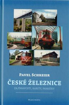 Obálka titulu České železnice