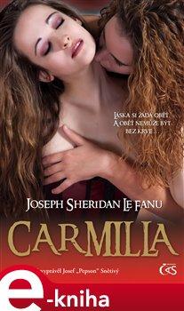 Obálka titulu Carmilla