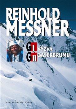 Obálka titulu G I a G II - Výzva Gasherbrumu