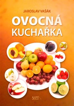 Obálka titulu Ovocná kuchařka