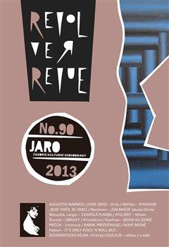Obálka titulu Revolver Revue 90