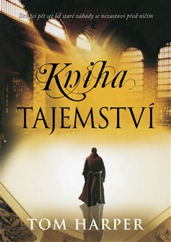 Obálka titulu Kniha tajemství