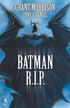 Obálka titulu Batman R.I.P.