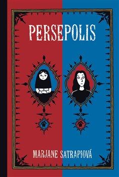 Obálka titulu Persepolis