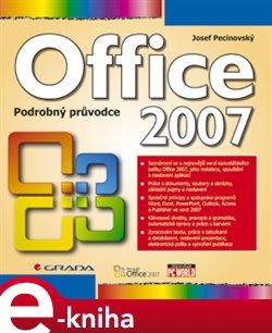 Office 2007. podrobný průvodce - Josef Pecinovský e-kniha