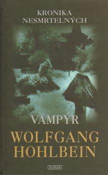 Obálka titulu Vampýr