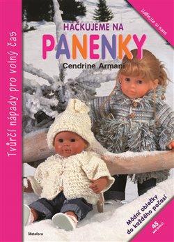 Obálka titulu Háčkujeme na panenky