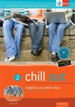 Obálka titulu Chill out 2 – učebnice s prac. sešitem + CD MP3