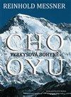 Obálka knihy Cho-Oyu - Tyrkysová bohyně