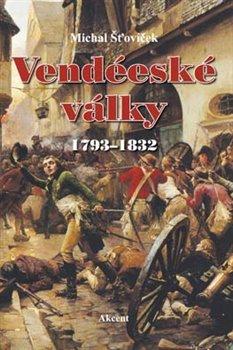 Obálka titulu Vendéeské války