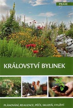 Obálka titulu Království bylinek v permakulturní zahradě