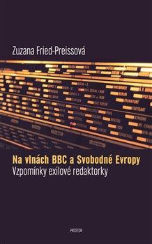 Obálka titulu Na vlnách BBC a Svobodné Evropy