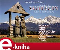 Obálka titulu Slovenské skanzeny ľudovej architektúry