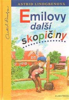 Obálka titulu Emilovy další  skopičiny