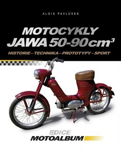 Obálka titulu Motocykly Jawa 50–90 cm3