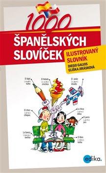 Obálka titulu 1000 španělských slovíček