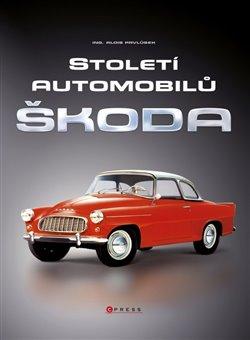 Obálka titulu Století automobilů Škoda