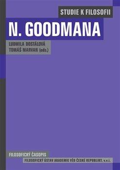 Obálka titulu Studie k filosofii Nelsona Goodmana