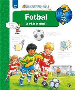 Obálka titulu Fotbal a vše  o něm