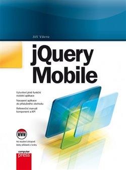 Obálka titulu jQuery Mobile