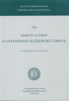 Obálka titulu O ustanovení služebníků církve