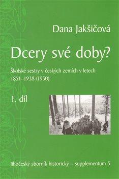 Obálka titulu Dcery své doby I., II.