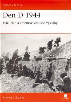 Obálka titulu Den D 1944 Pláž Utah a americké vzdušné výsadky