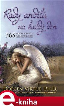 Obálka titulu Rady andělů na každý den