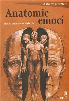 Obálka titulu Anatomie emocí