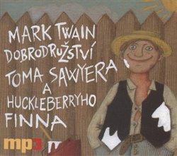 Obálka titulu Dobrodružství Toma Sawyera a Huckleberryho Finna