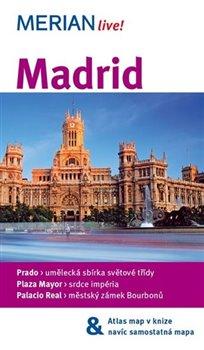Obálka titulu Madrid - Merian Live!
