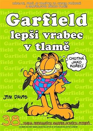 Garfield 38: Lepší vrabec v tlamě - Jim Davis   Booksquad.ink