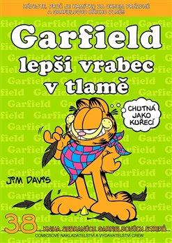 Obálka titulu Garfield 38: Lepší vrabec v tlamě