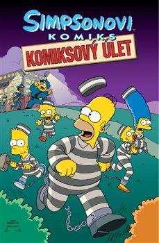 Obálka titulu Komiksový úlet